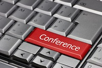 Computer key - Conference